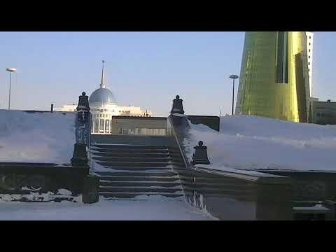 Kazakhstan's capital