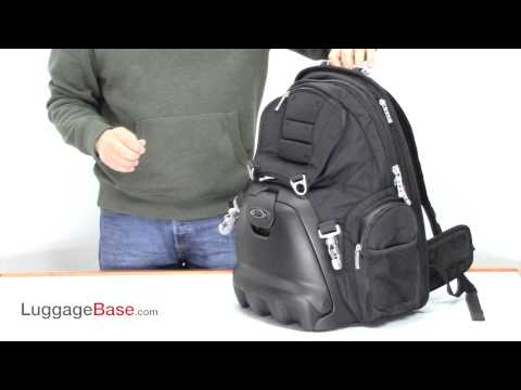 Oakley Lunch Box Backpack - LuggageBase.com