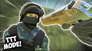 TROUBLE IN TRAITOR TOWN MODE (FUNNIEST MOMENTS) PAVLOV VR