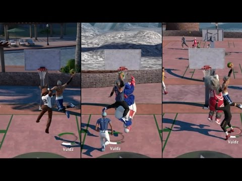 BEST DUNK MONTAGE OF 2016! (INSANE POSTERIZERS) | NBA 2K16 MyPark
