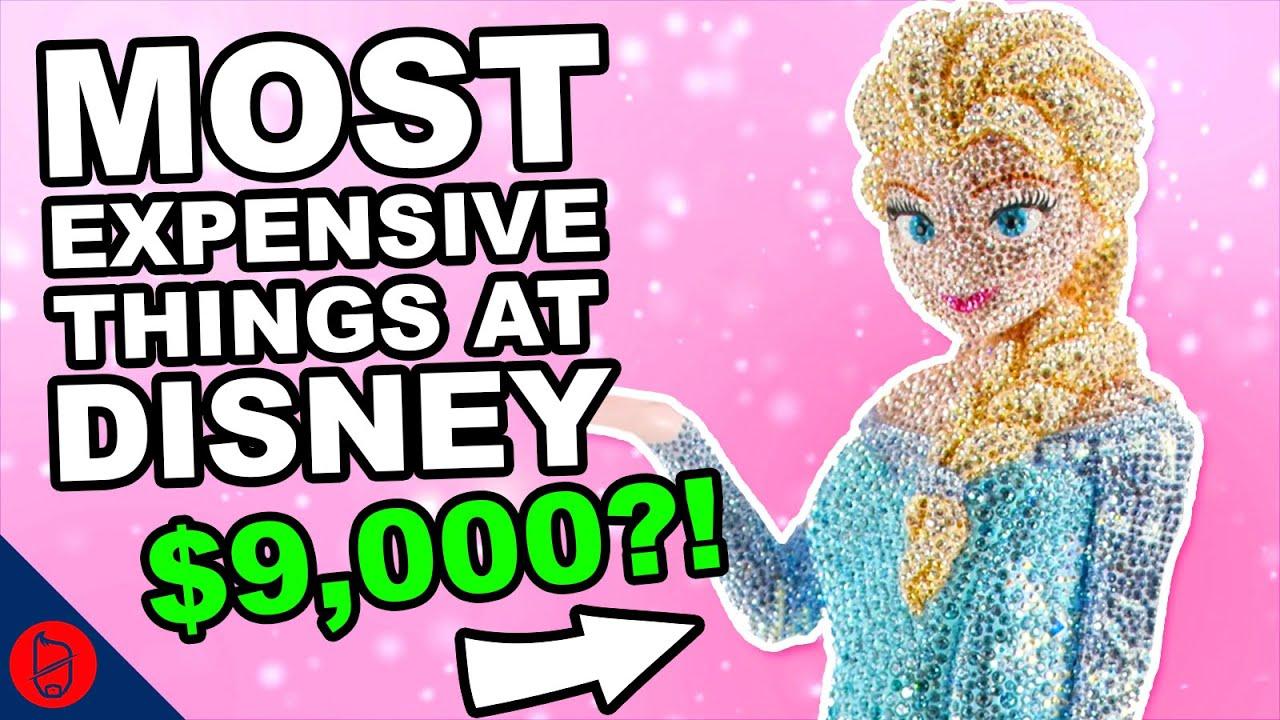J vs Ben: Most EXPENSIVE Disney Artifacts | GAME
