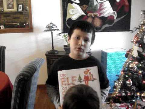 Elf on the Shelf/ Duende en la Repisa