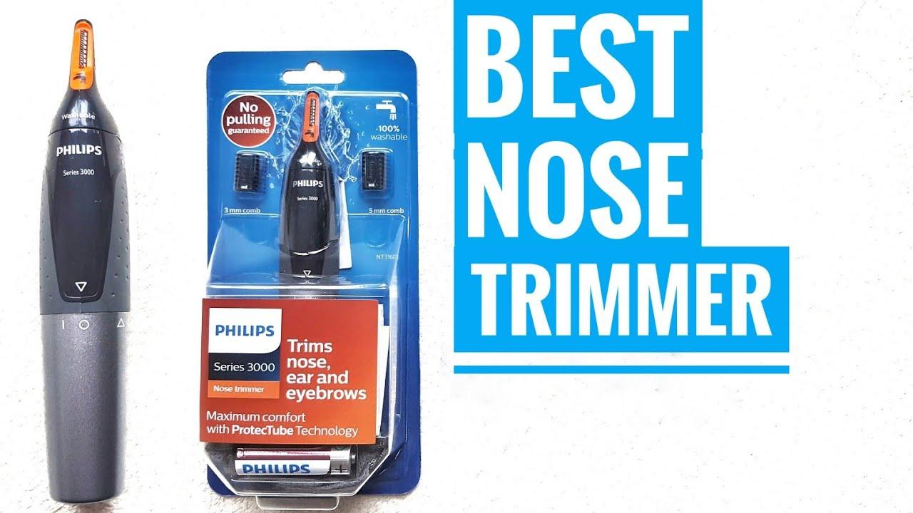 Best nose trimmer   shaver  da90ea5213