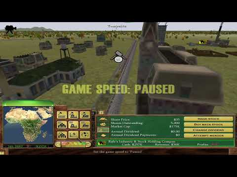 Rafe's Industry Only Holding Company Expert Mode EP5 Own Stock and Company