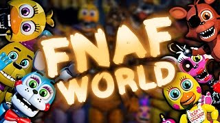 el sub-tunnel 2# [fnaf world] LosBros191