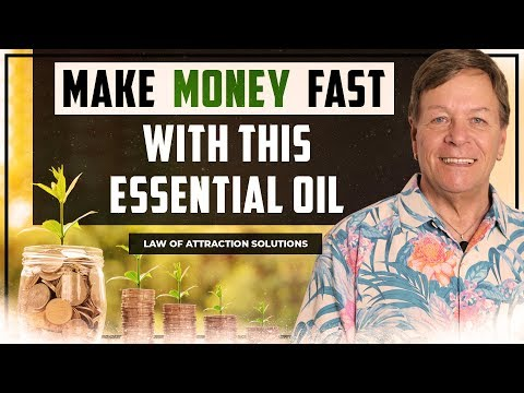 Manifest Money FAST with THIS Essential Oil!