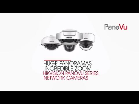 Hikvision giới thiệu dòng camera quan sát toàn cảnh có nhiều ống kính tích hợp quan sát từ 180 ~ 360 độ. Click here để download catalog giới thiệu sản phẩm.