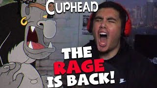 PACIFIST RUN IS NO JOKE!! (I was TOO mad) | Cuphead (Full Pacifist Run)