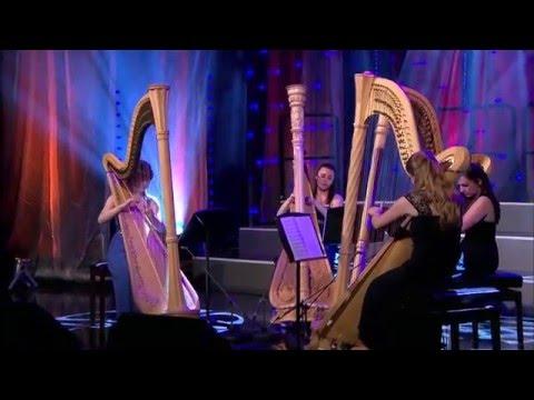 Ensemble Telynau Cymry Ifanc Llundain - Pedair Waltz o Gymru