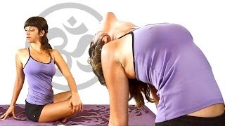 Feel Better Yoga – Beginners Yoga for Depression, Stress, the Blues & Anxiety Relief