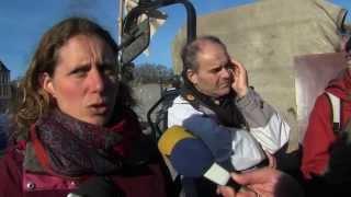 COP21 : des zadistes investissent Versailles