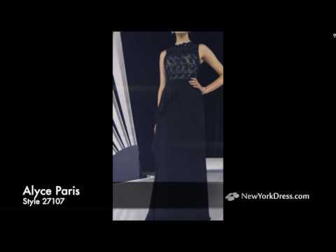 Alyce 27107 Dress - NewYorkDress