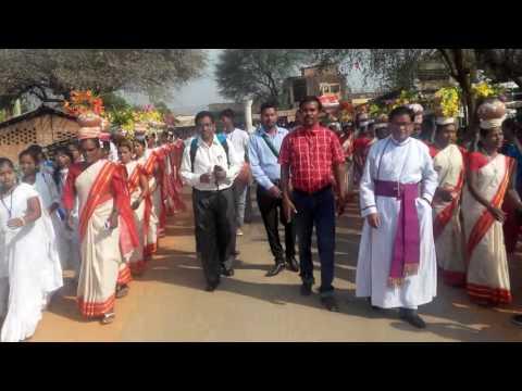 Jesus bhajan song  (Yuwa smmeln ) sadri nagpuri