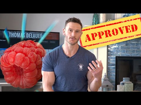 New Research! Raspberries Approved on Keto