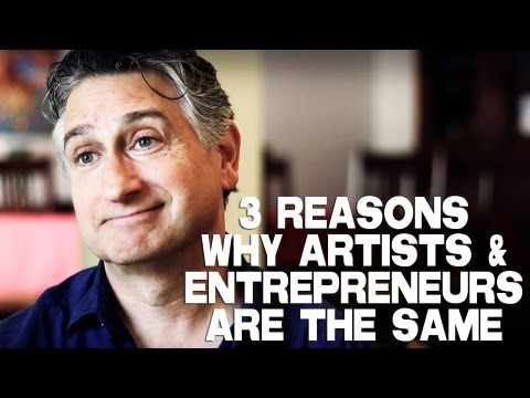 3 Reasons Why Artists And Entrepreneurs Are The Same by Adam Leipzig