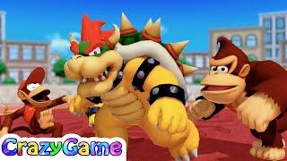 Super Mario Party - Vs. Master Difficult CPU Gameplay   CRAZYGAMINGHUB