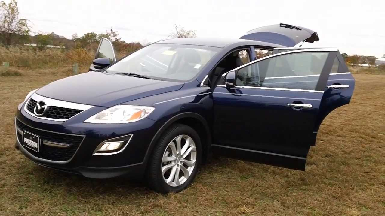 used 2011 mazda cx 9 grand touring b10034 youtube. Black Bedroom Furniture Sets. Home Design Ideas
