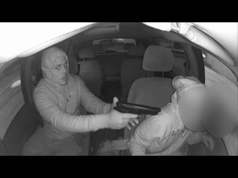 CAUGHT ON CAMERA: Liberty Cab driver robbed at gunpoint