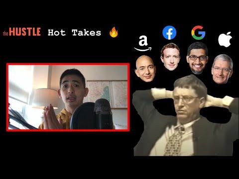 Bill Gates & 5 Anti-Antitrust Tips   Hustle Hot Takes #3