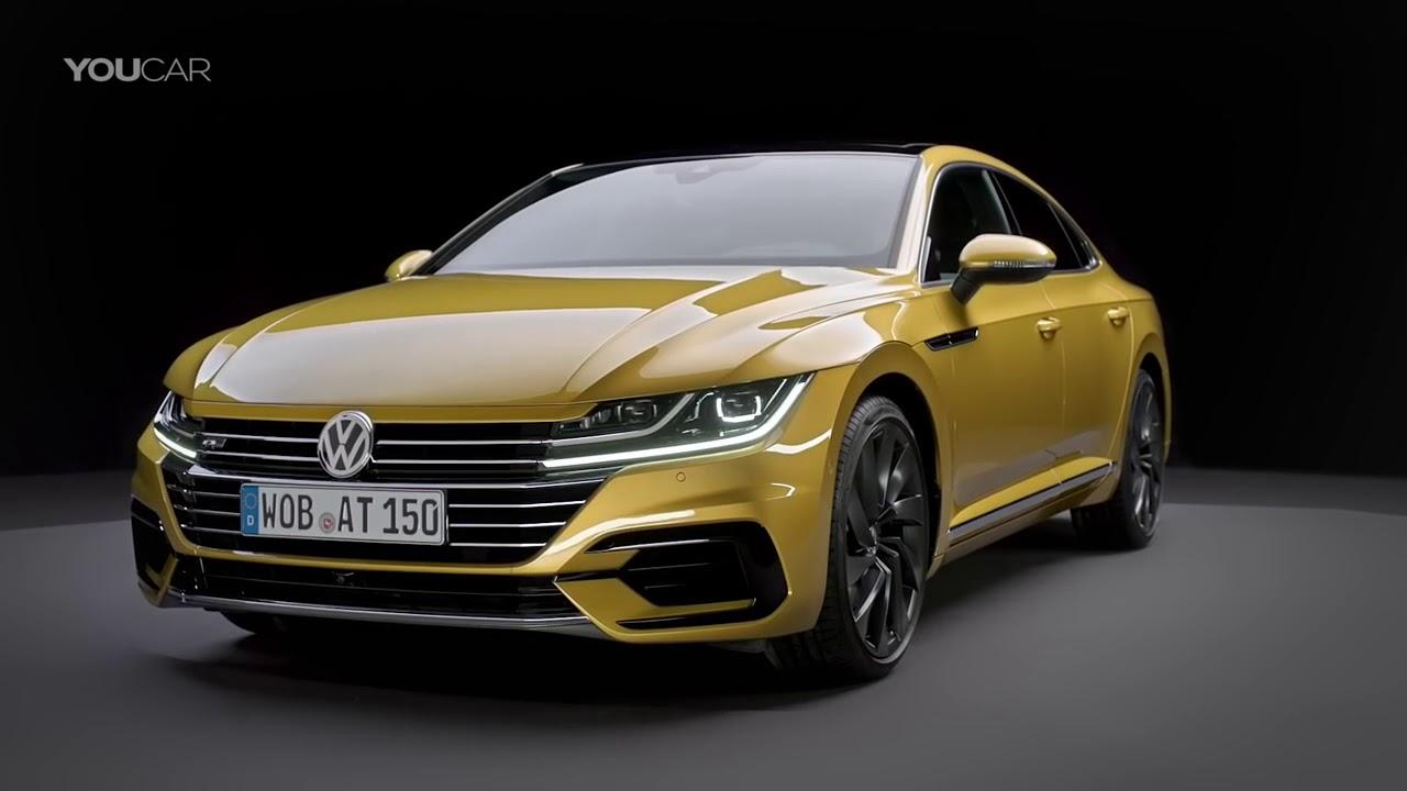 Best Cars 2018 Volkswagen Arteon Features Interior