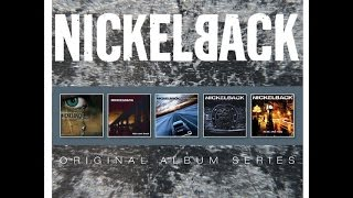 Nickelback Original Album Series Unboxing