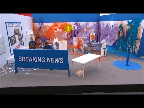 Big Brother - BB News Room