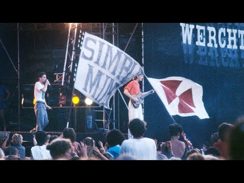 Simple Minds - Werchter 1984 (FM Broadcast)