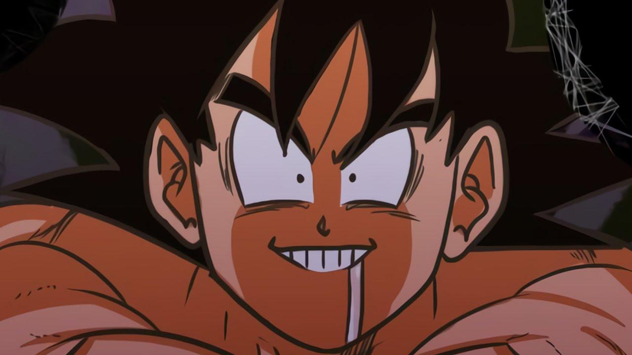 Goku Wants Chi Chi's Ham (DBZ Comic Dub)