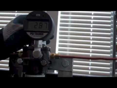 Manometer and Gauge Unit