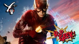 RAP Homenagem #02 | The Flash/Barry Allen (O Cara Mais Rápido Desse Mundo) - Yuri Black