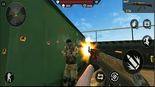 Critical Action :Gun Strike Ops - Android GamePlay HD - FPS Shooting Games Android #12