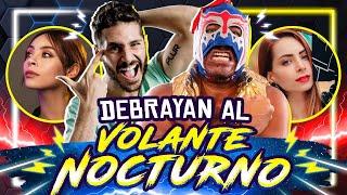 DebRyanShow y Escorpión Dorado Al Volante