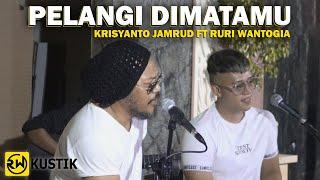 Download lagu Krisyanto Jamrud Ft Ruri Wantogia - Pelangi Di Matamu [Cover]
