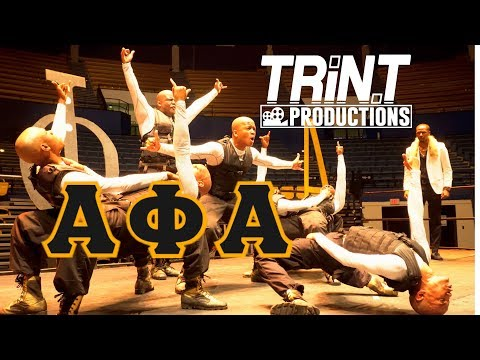 Alpha Phi Alpha Fraternity, Inc. | Beta Sigma Chapter | New Initiate Presentation (Spring 2018)