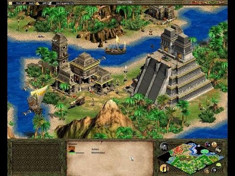 Manual de Las civilizaciones - Los Aztecas - Age of Empires II: The Conquerors