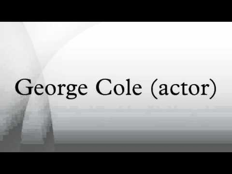 George Cole (actor)