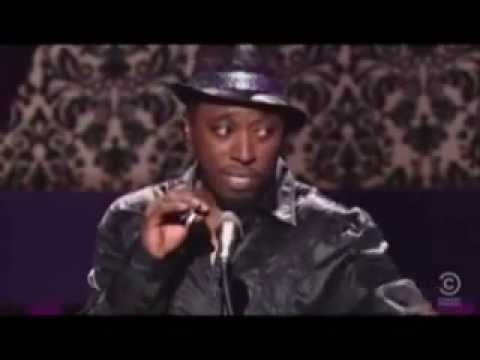 Eddie Griffin on television programming, government and wars