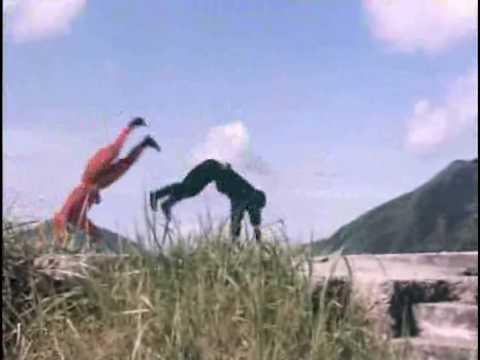 ninja terminator - final fight scene
