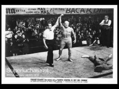 A Brief History of Lucha Libre in Mexico