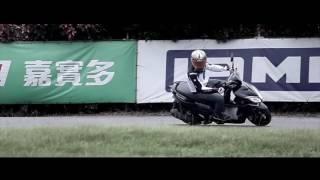 KYMCO RACING S 125 專業媒體測試影片