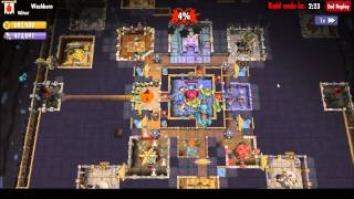 Washburn Dungeon Keeper defense