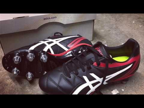Asics Rugby Boots Collection 2016 17