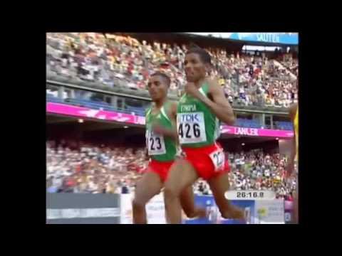Kenenisa Bekele Motivation