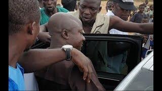 Eniola Afeezkunle Afod Others Follow Sanyeri to His Formal Sec School In Oyo On His Birthday