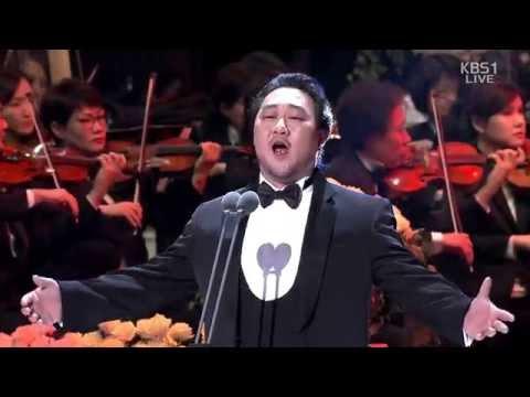 Wookyung Kim - Granada(A.Lara)_Live_141231