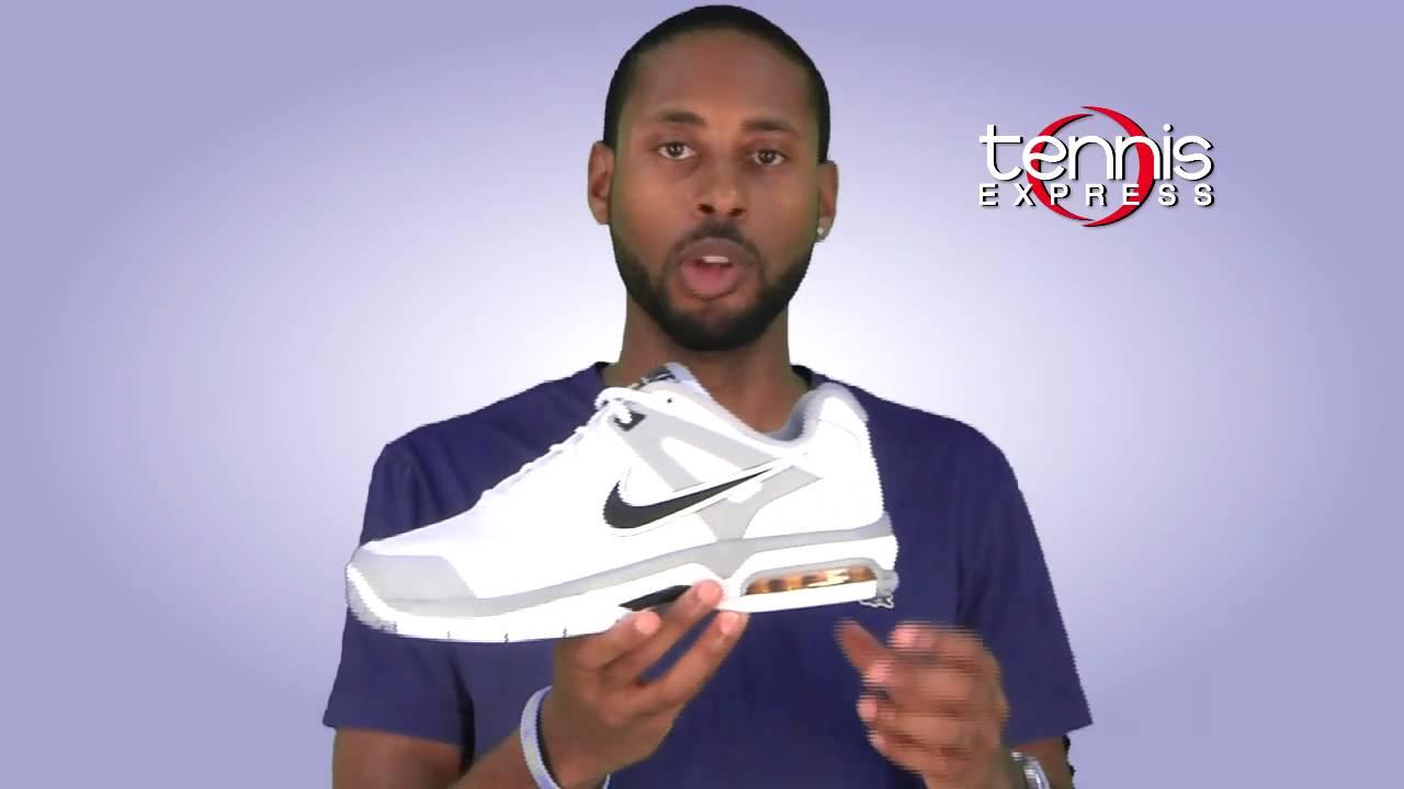 Nike Air Max Global Court Tennis Express Shoe Guide