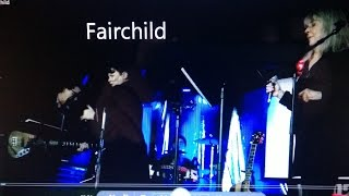 A live performance by the St. Louis original iconic band, Fairchild...
