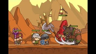 Shorties's Kingdom 2 Game Walkthrough (1) | Fighting Games