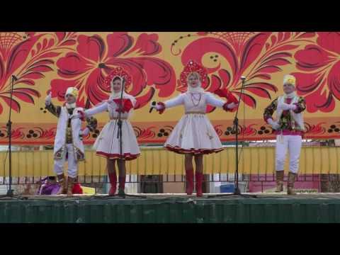 Шоу группа ТАЛИСМАН Масленица на площади Заводской