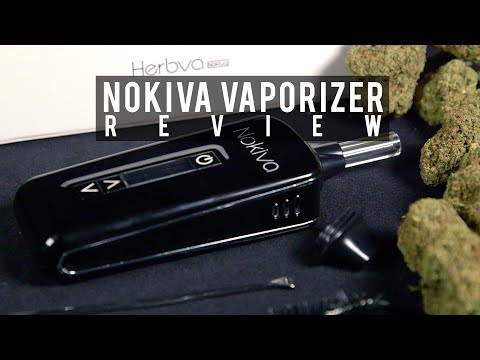 Herbva Nokiva Dry Herb Vaporizer Review